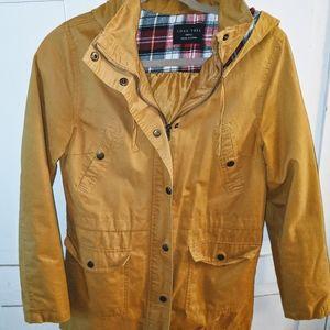 {Love Tree} utility jacket